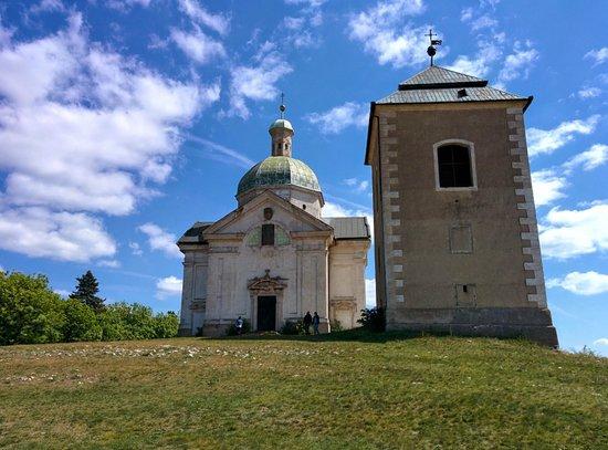 Hotel Galant: The chapel again