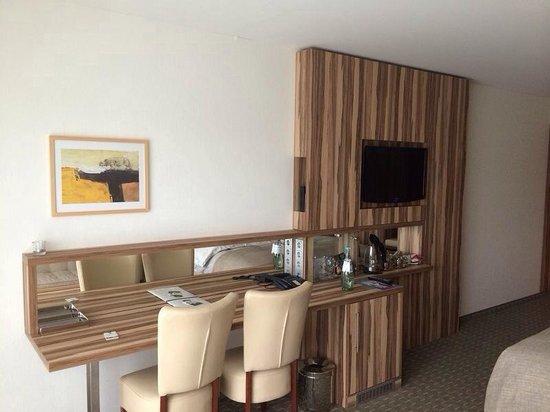 Parkhotel Oberhausen: Deluxe Zimmer