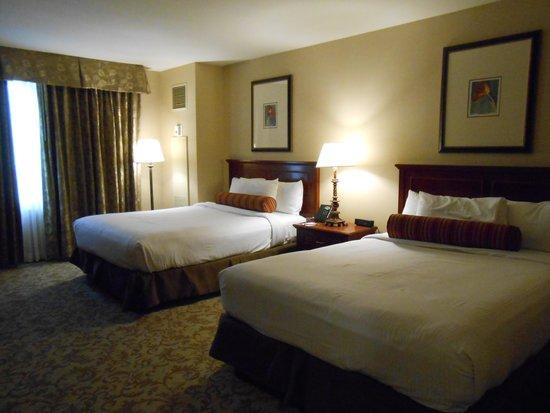 Monte Carlo Resort & Casino : the room