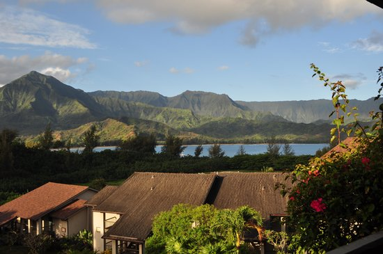 Hanalei Bay Resort: View from room