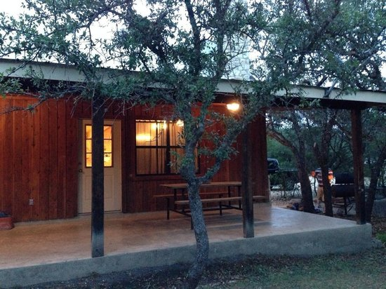 Frio Country Resort: Cabin