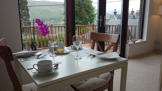 Laurel Bank Lodge: Frühstück
