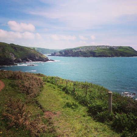 South Torfrey Farm : Beautiful coastline and country walks...