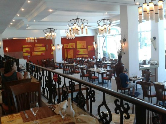 The Royal Playa del Carmen : Restaurant Spice