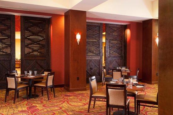 Greenville Marriott: Artisan Restaurant