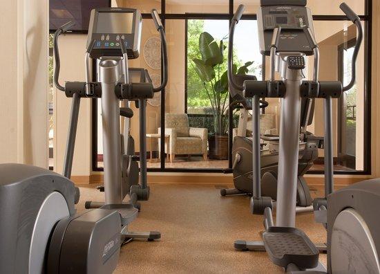 Greenville Marriott: Fitness Center