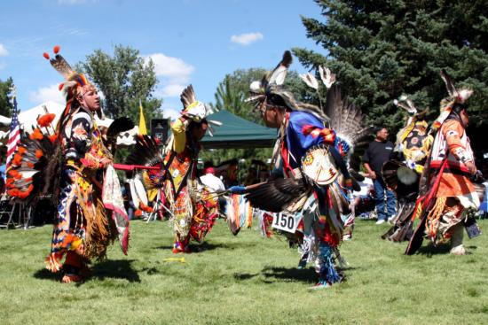 Farmington, NM: Totah Festival contest Pow Wow