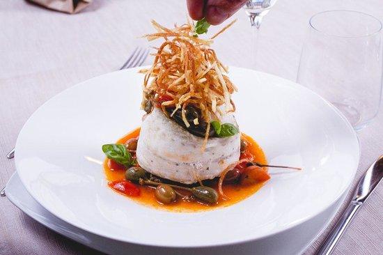 Turbante di branzino picture of bagno italia restaurant - Bagno italia ristorante ...