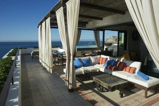 Grand Solmar Land's End Resort & Spa : balcony room 7701