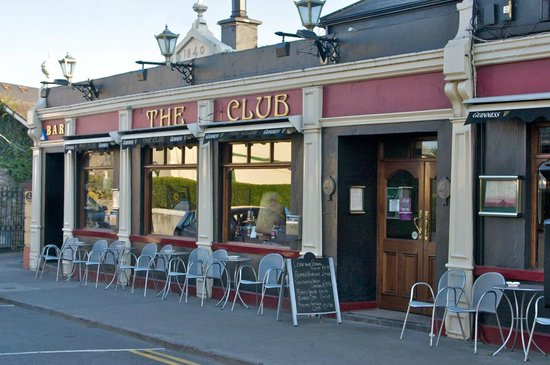 Dalkey, Ireland: Great tasting food in a traditional pub with old world charm