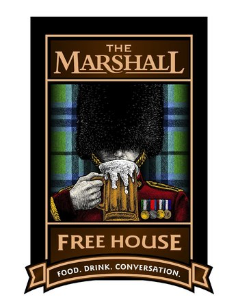 ‪The Marshall Free House‬