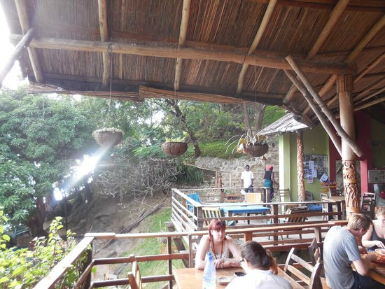 Mayoka Village: More restaurant and hang out space