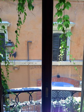 Hotel Forte: From the window