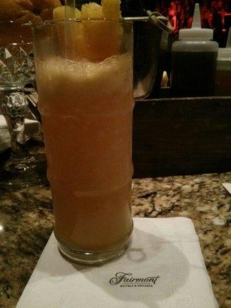 Tonga Room & Hurricane Bar: Zombie, excellent