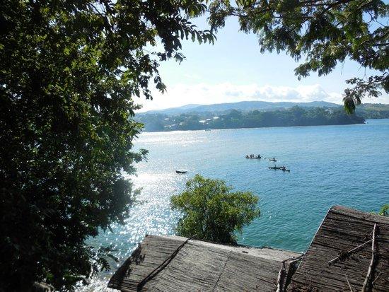 Mayoka Village: View from room