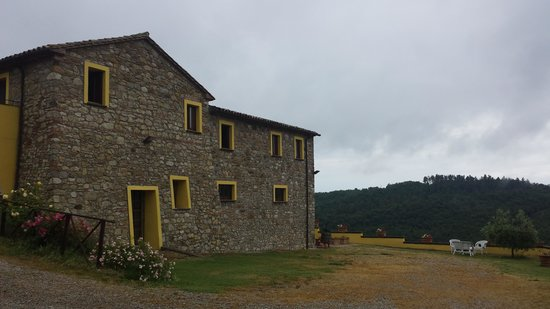 Agriturismo San Pietro Aquaeortus