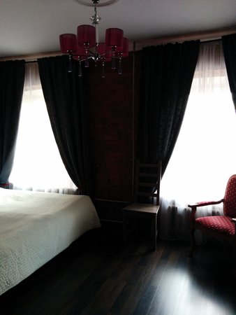 Mini-Hotel 1913 God: camera delux