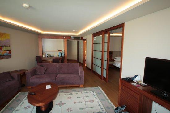 D-Resort Grand Azur: Lounge