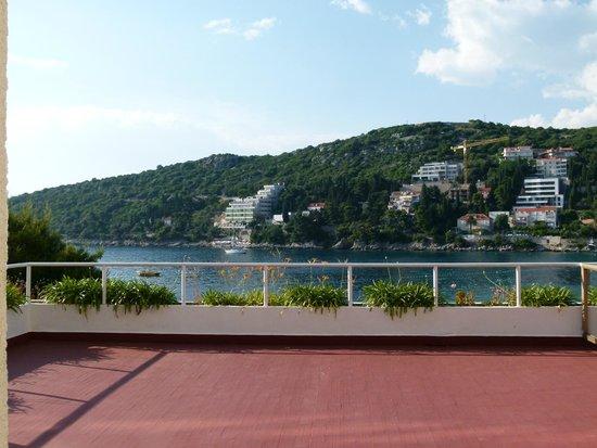 Hotel Vis: Balcony room 123
