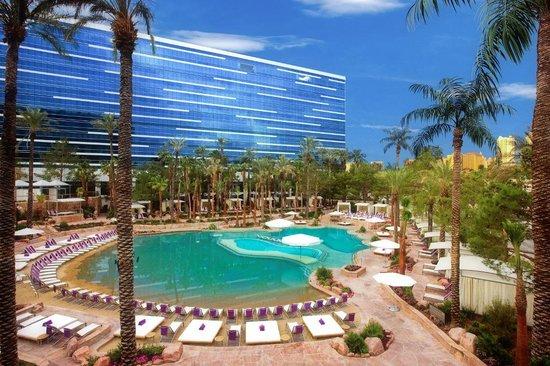 Nirvana Pool Picture Of Hard Rock Hotel Casino Las Vegas
