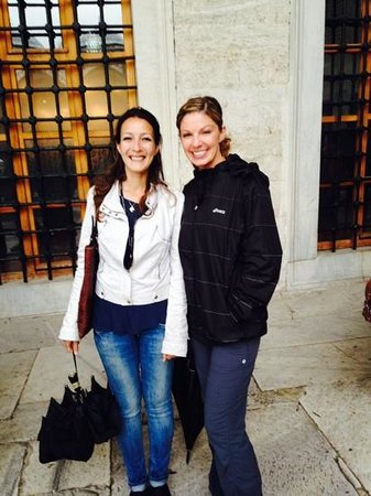 Daily Istanbul Tours: Oslem and Jessica