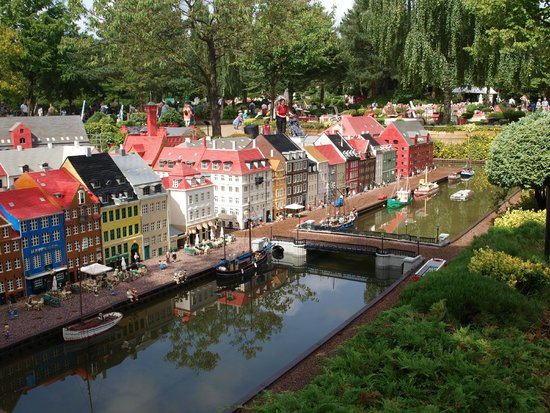 Legoland Billund: Mini Lego City