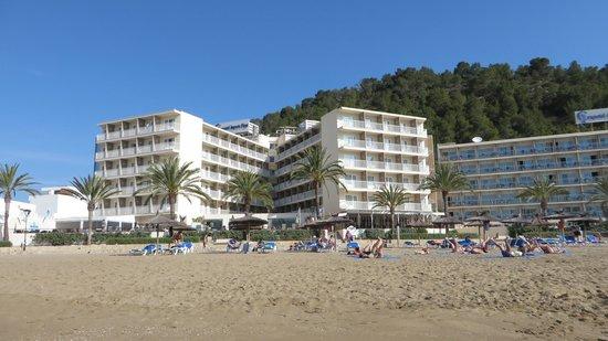 Veraclub Ibiza: Albergo