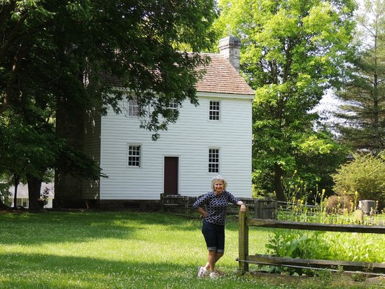 Sycamore Shoals State Historic Park: Carter mansion