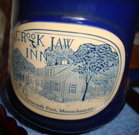 Crook Jaw Inn: Mug of fresh Crook Jaw coffee