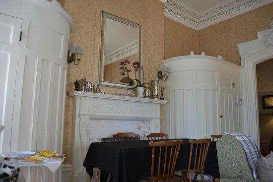 Chateau Fleur de Lys - L'HOTEL : Sitting area