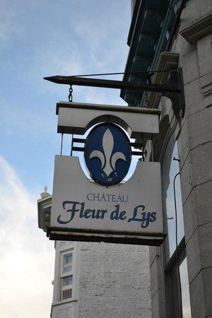Chateau Fleur de Lys - L'HOTEL : Outside picture