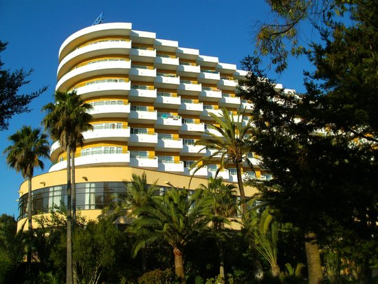 Cala Marsal: Hotel