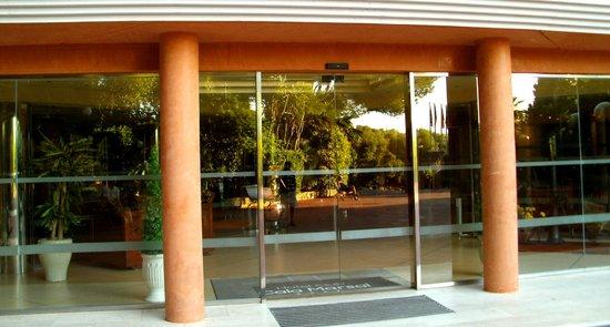 Cala Marsal: Hoteleingang