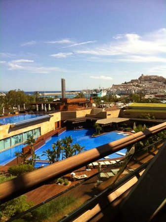 Ibiza Gran Hotel: View from room