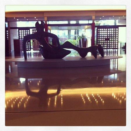 Ibiza Gran Hotel: Reception