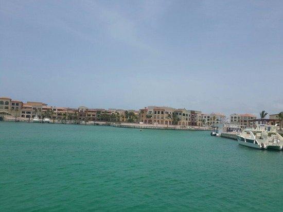 AlSol Luxury Village: Vista de la Marina