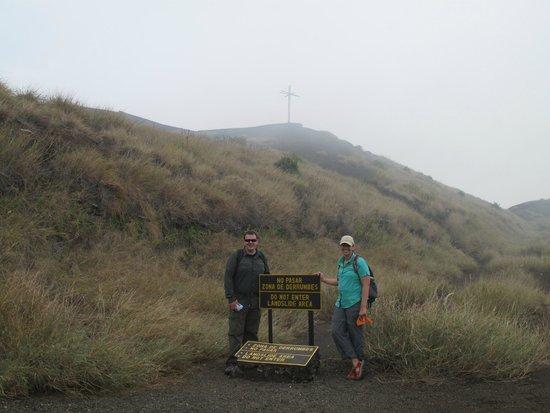 Jicaro Island Ecolodge Granada: Mount Masaya