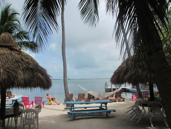 Seafarer Resort and Beach: Peaceful