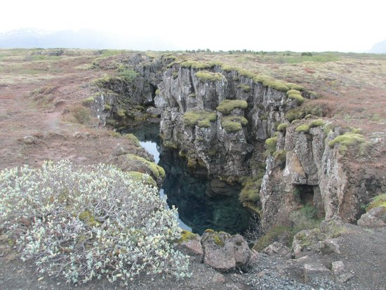 Iceland Guided Tours: Rift valley