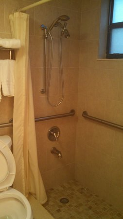 Ft. Lauderdale Beach Resort Hotel & Suites : New Bathrooms