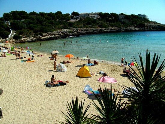 Cala Marsal: Strand