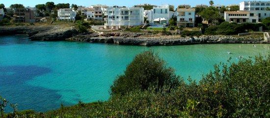 Hotel Club Cala Marsal: Buchtaussicht