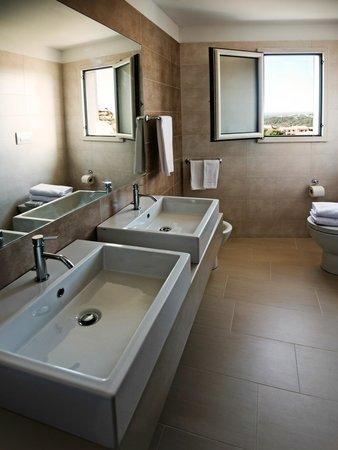Dolce Vita Hotel: Suite toilette