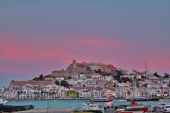 Ibiza Gran Hotel: View