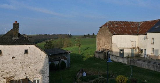 Hotel St Fiacre : Well I loved the view from my room ...