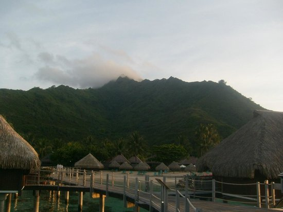 Hilton Moorea Lagoon Resort & Spa - View