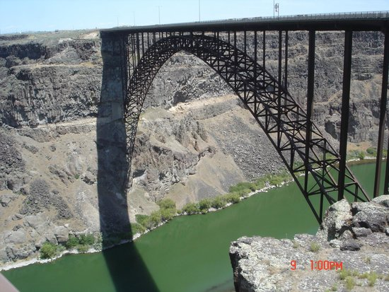 Snake River Canyon Trail