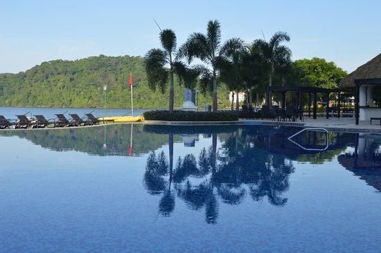 The Westin Playa Bonita Panama: 7 am