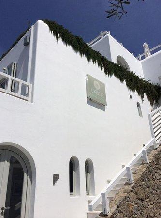 Grace Mykonos Hotel: Welcome to Grace!
