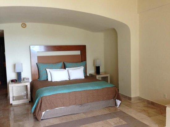 Camino Real Acapulco Diamante: La habitaciòn